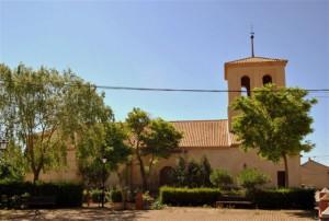 Église paroissiale de San Pedro Apóstol (Tamariz de Campos - Valladolid)