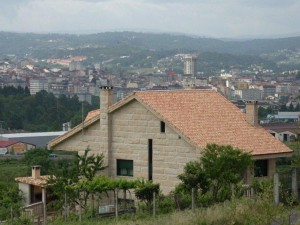 Unifamiliar (Ctra. Santiago – Orense)