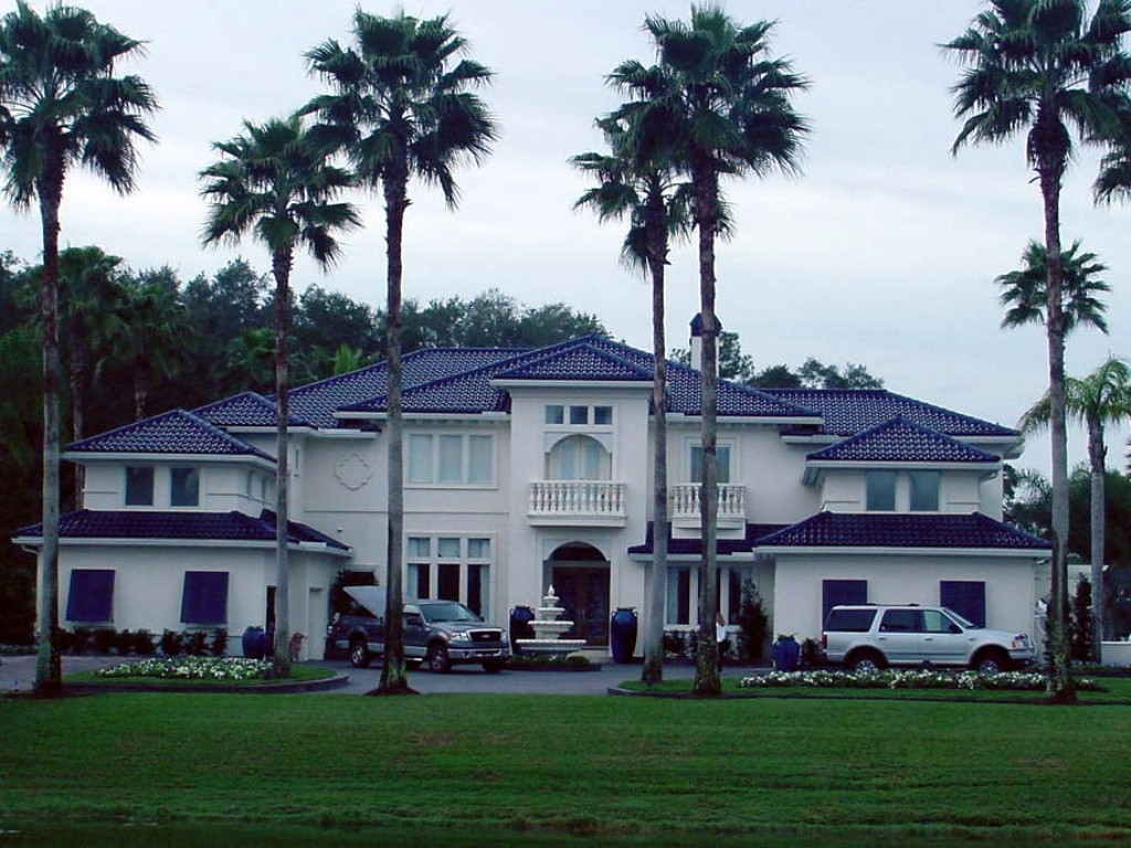 Casa residencial en EE.UU.