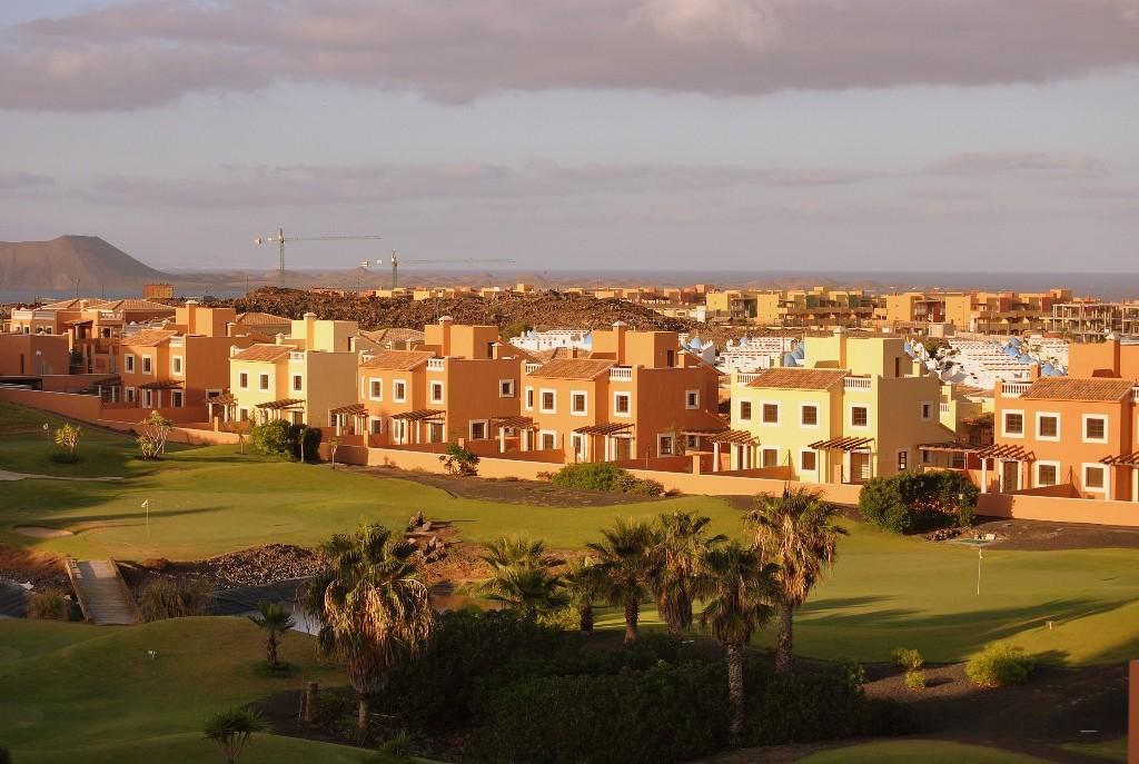 Urbanización – golf Mirador de Lobos (Fuerteventura)