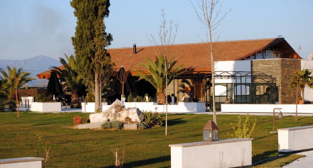 Restaurante y salones Al Bosco (Talavera – Toledo)