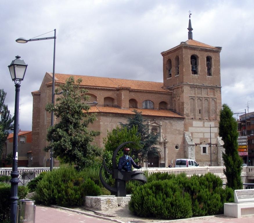 Iglesia de San Miguel (Medina del Campo – Valladolid)