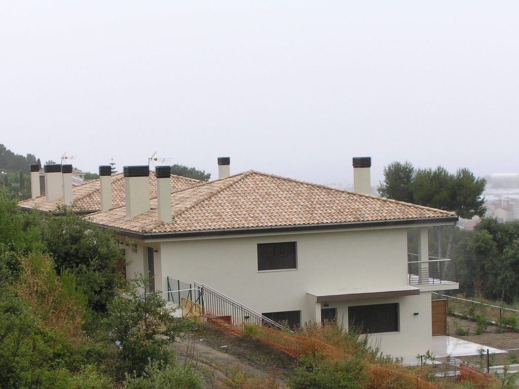 Unifamiliares (Santa Susana – Barcerlona)