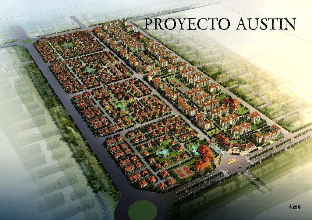 Proyecto Austin (Luanda – Angola)