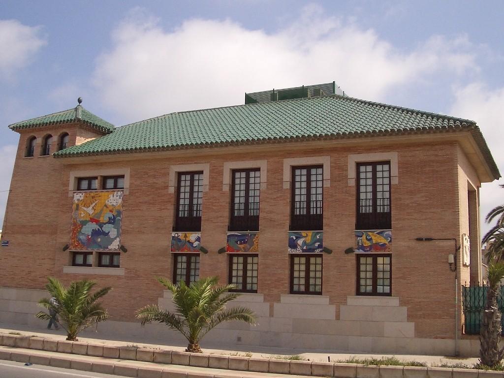 Unifamiliar (Playa Malvarrosa – Valencia)