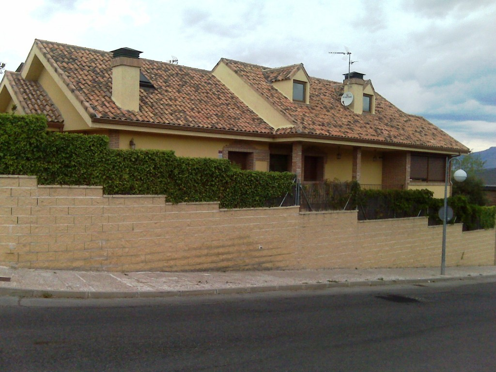 Unifamiliar (Villalba, Urbanización Mirador de la Sierra)