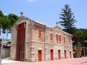 Train station (Arta-Baleares)