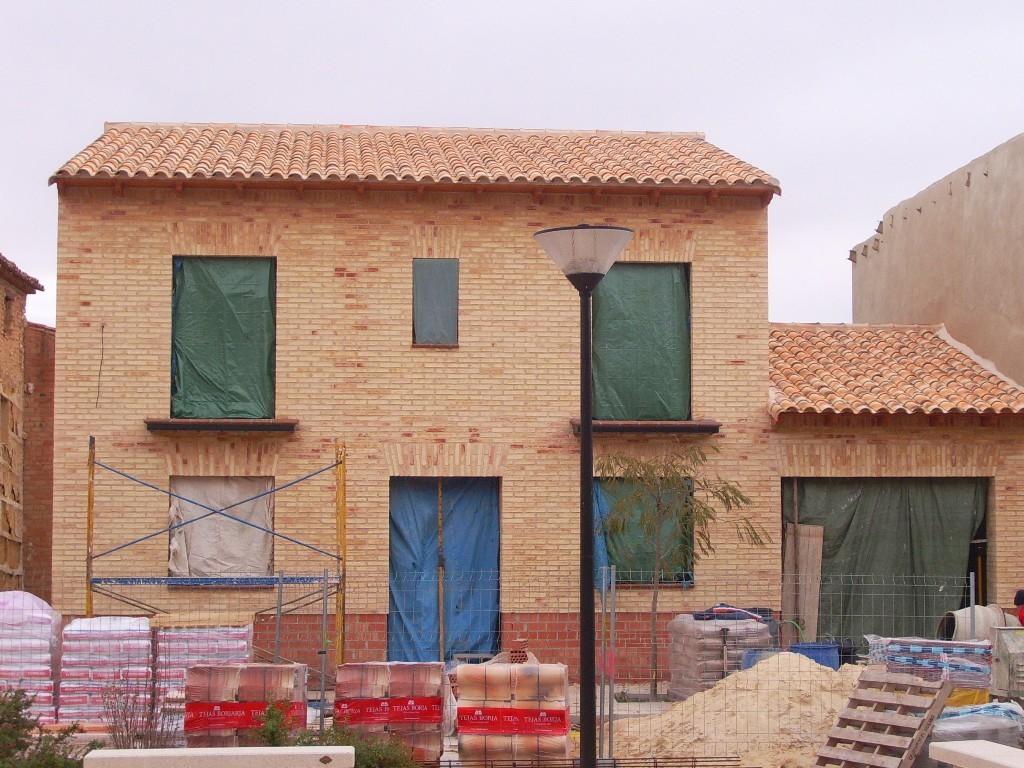 Unifamiliar (Lecera – Zaragoza)