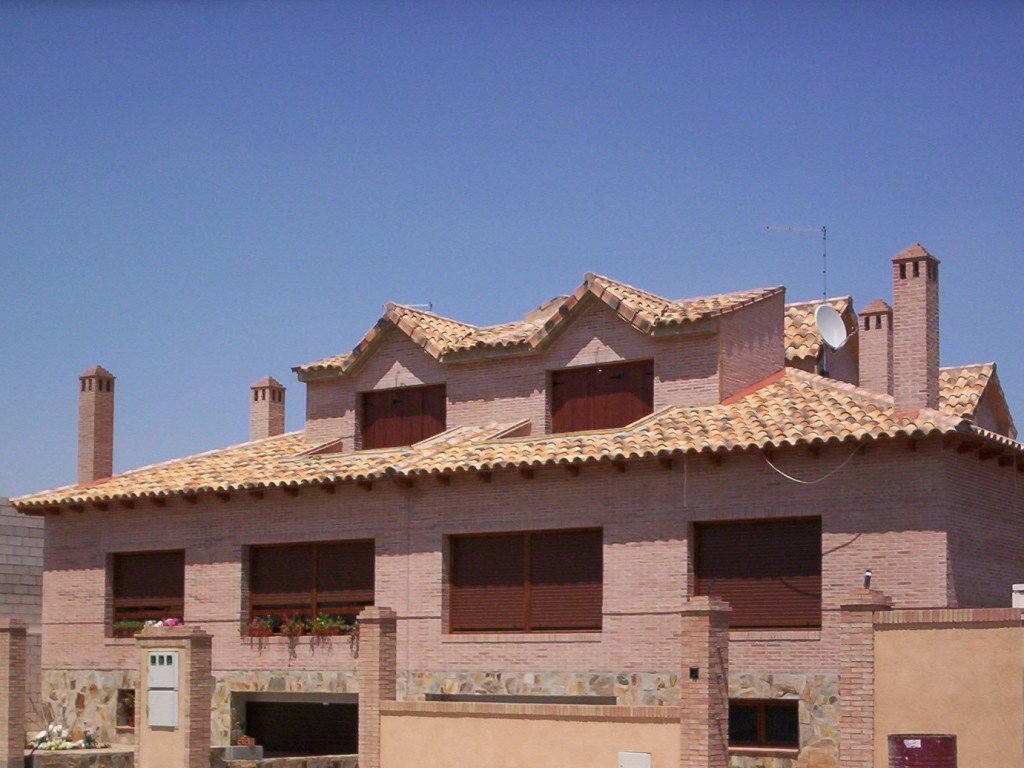Unifamiliar (Pina del Ebro – Zaragoza)