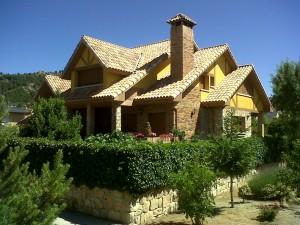 Maison (Becerril de la Sierra-Espagne)
