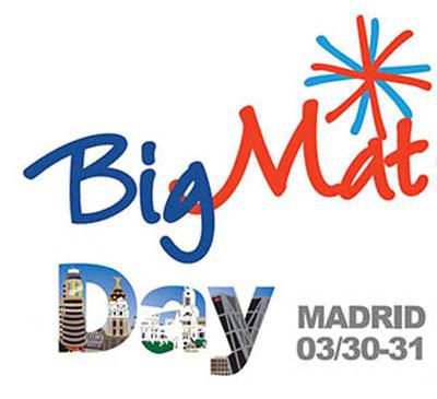 Tejas Borja presente en BigMat day 2016