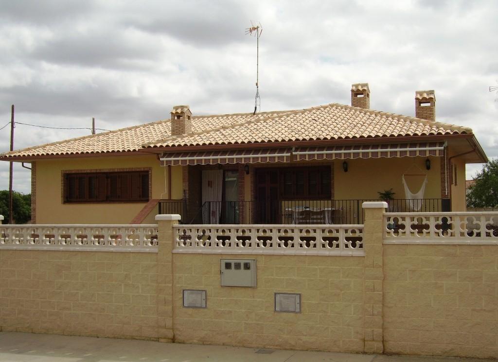 Unifamiliar (Cariñena – Zaragoza)