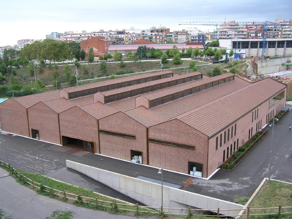 Old Factory La Baronda Barcelona Spain
