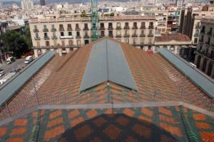 Mercat del Born (Barcelona, España)