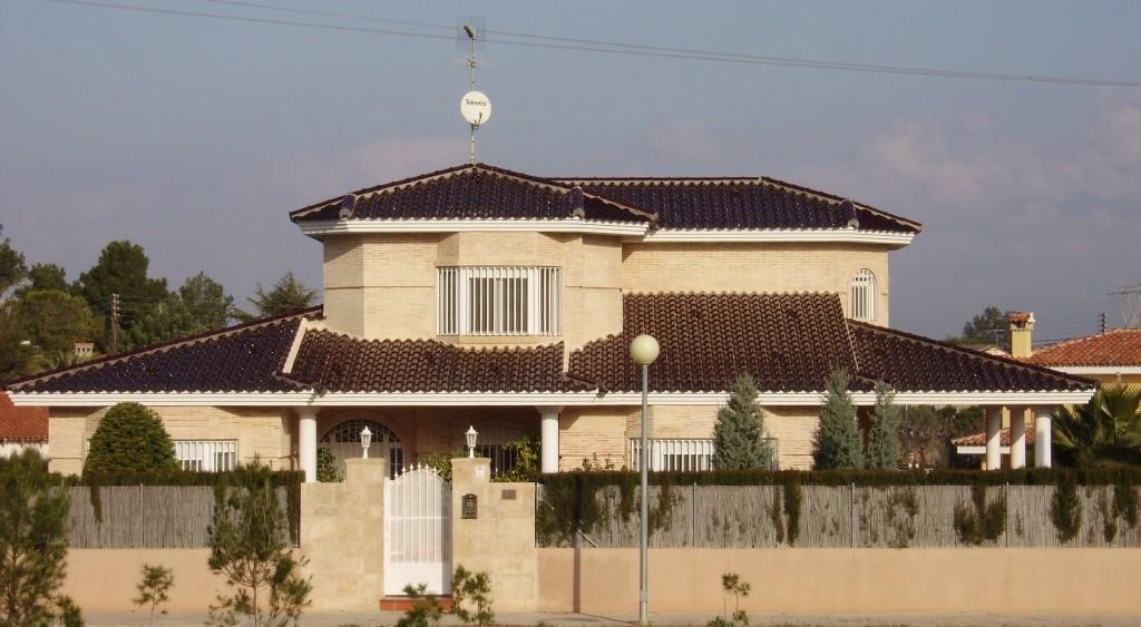 Unifamiliar (San Antonio de Benagéber, Valencia)
