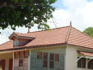 Maison à Martinique