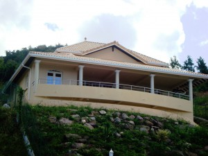 House in Martinique