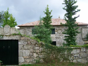 Rehabilitation of Pazo de Coiras (Spain)