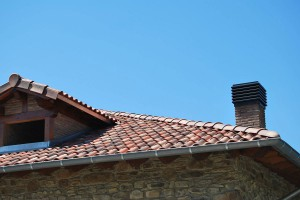 House with TB-12® Bidasoa® roof tiles