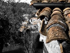 El mortero en las cubiertas de teja cerámica