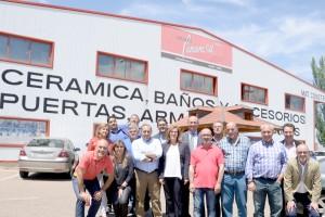Almacenes Cámara Valladolid Tejas Borja