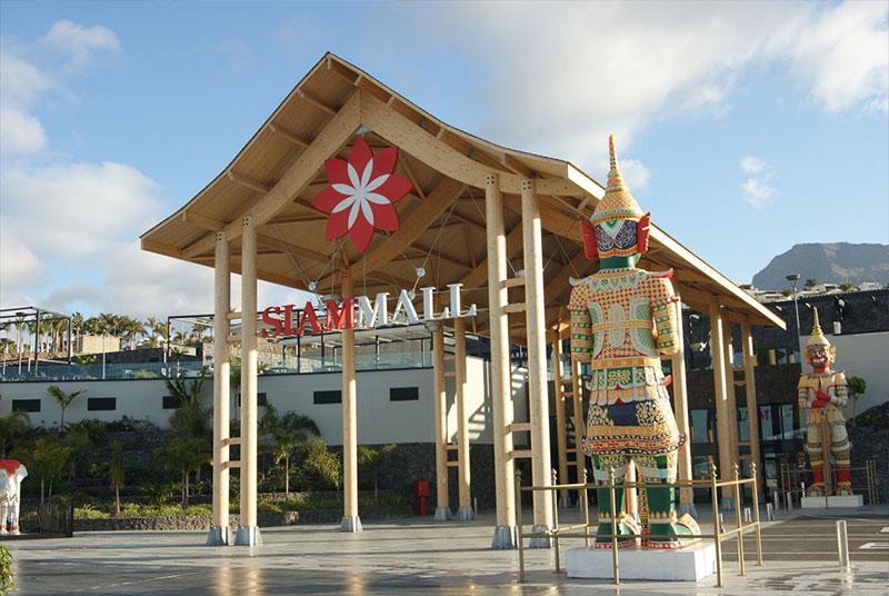 Siam Mall Tejas Borja