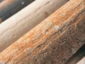 Textura de las tejas curvas Centenaria® Mediterània®
