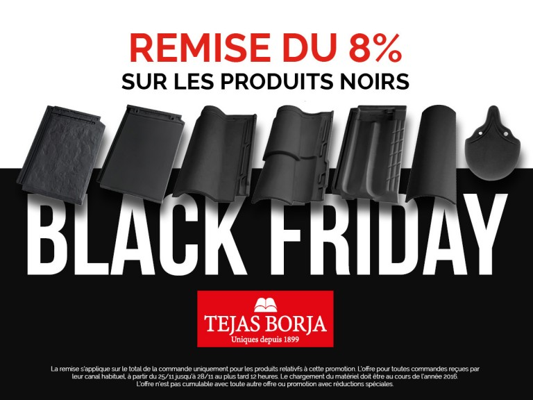 Le Black Friday Tejas Borja