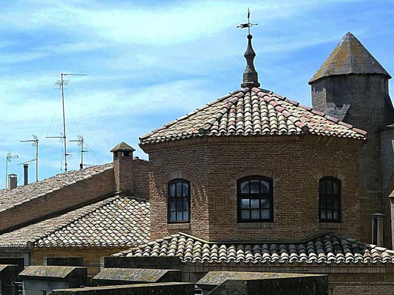 El verdín en el tejado | Blog Tejas Borja