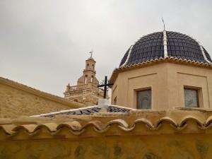 Iglesia de Relleu