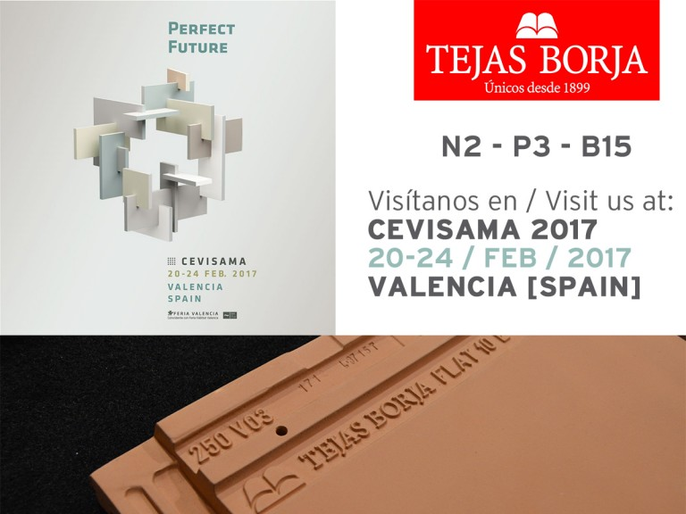 Tejas Borja at Cevisama 2017