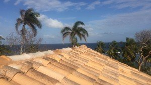 House with Centenaria roof tiles