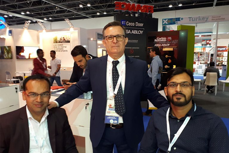 "Tejas Borja at ""The BIG 5"" Dubai 2017"
