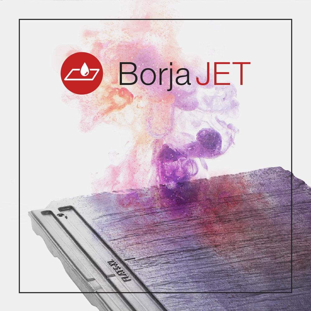 Banner BorjaJet