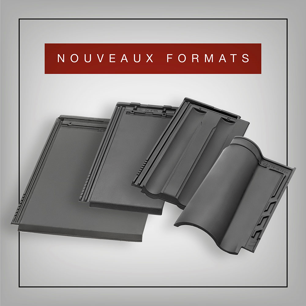 nouveaux formats