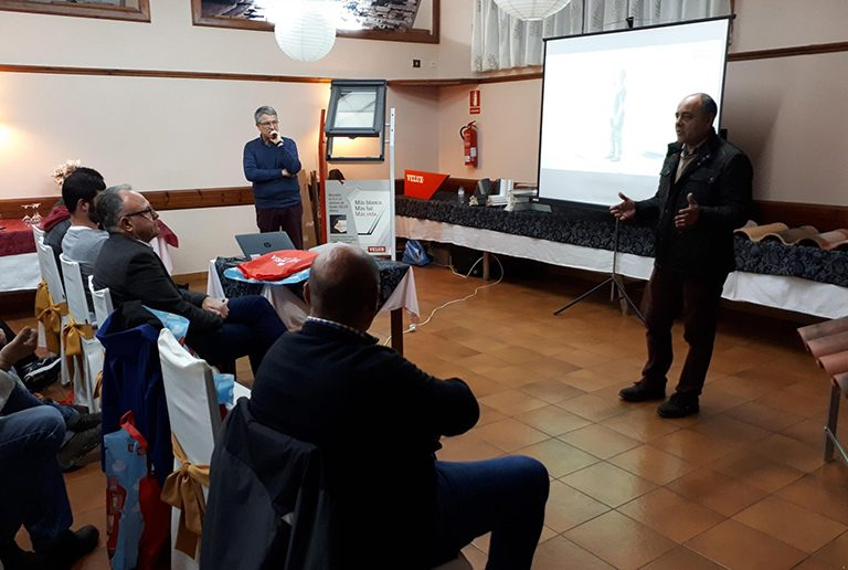 Jornada técnica en Luis Hernández S.L.