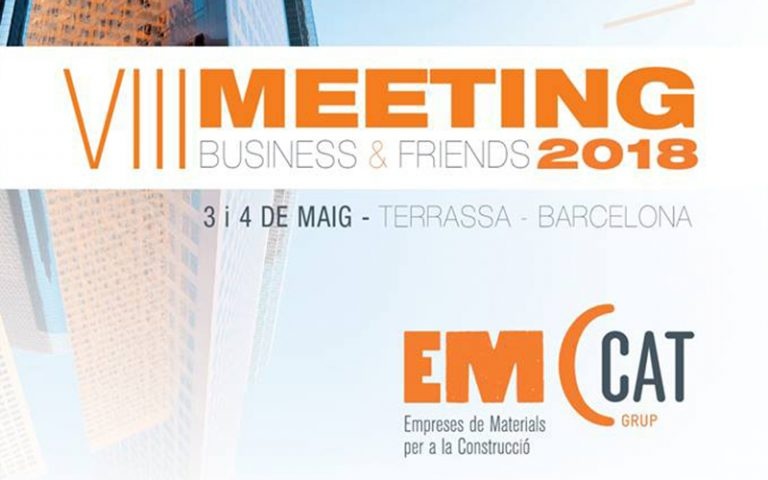 Meeting EMCCAT 2018 – TEJAS BORJA