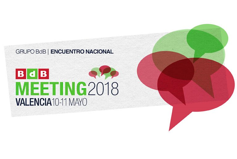 Tejas Borja en BdB Meeting 2018