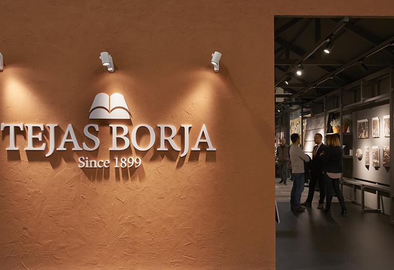El diseño destaca en Cevisama 2019 | Tejas Borja