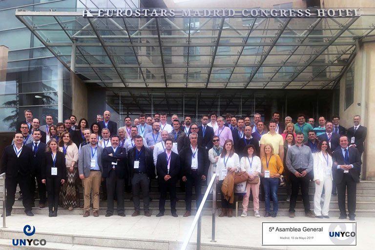 5ª Asamblea General de UNYCO