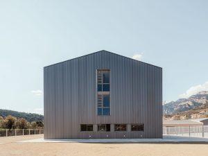Premio Cataluña Construcción 2019 a la Innovación para el Instituto Serra de Noet | Tejas Borja