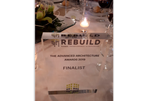 Advanced Architecture Awards 2019 - FINALIST