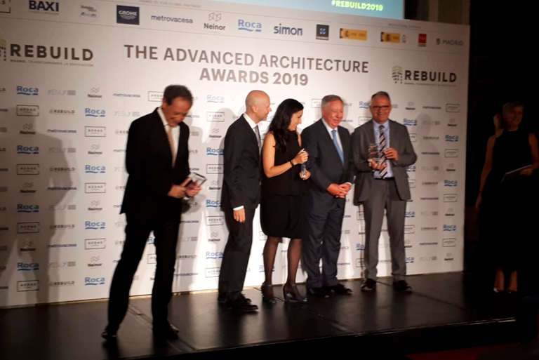 FLAT-5XL BorjaJET finalista en los Advanced Architecture Awards 2019