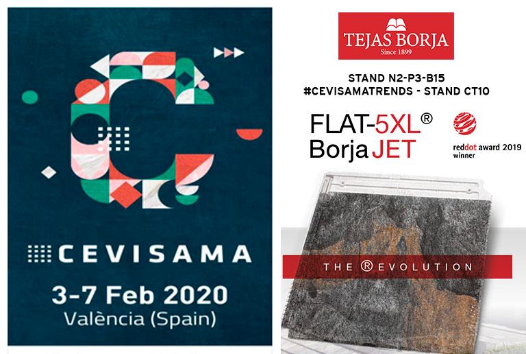 Cevisama 2020 | Tejas Borja